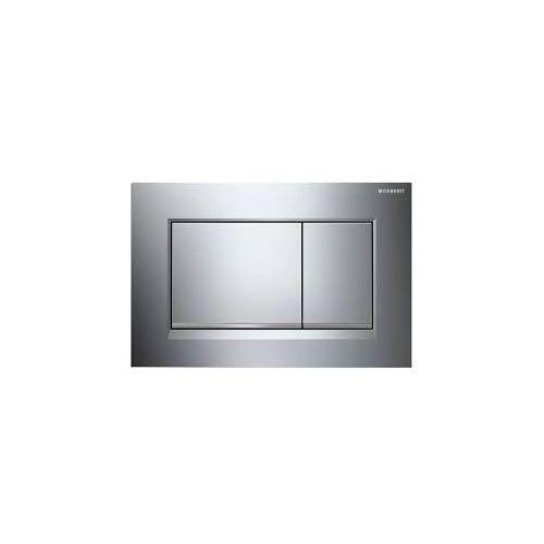 Geberit przycisk uruchamiający Sigma 30 chrom mat/chrom błyszczący/chrom mat 115.883.KN.1