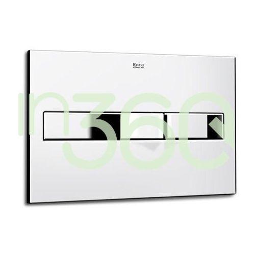 pl2 przycisk 2-funkcyjny chrom a890096001 marki Roca
