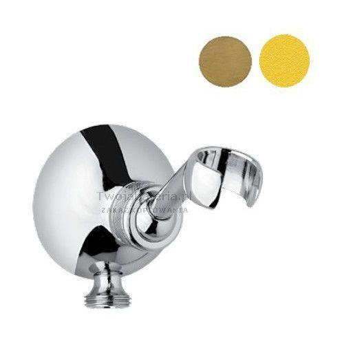 uchwyt prysznicowy z przyłączem kątowym retro a544 marki Giulini giovanni