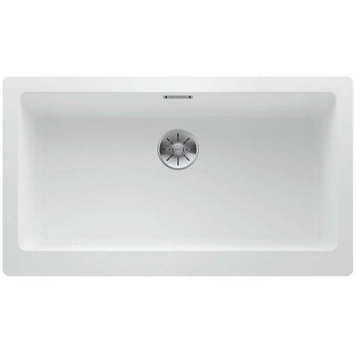 Blanco Vintera XL 9-UF Silgranit biały zlewozmywak - Biały (4020684735155)