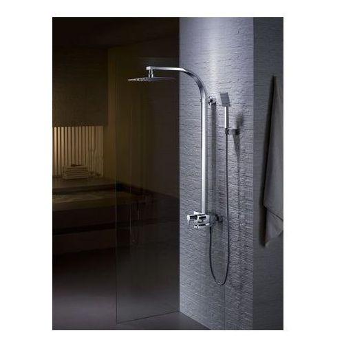 Blue water Zestaw hug-zkwn.600c wannowo-prysznicowy natynkowy (5901730613957)