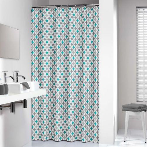 Zasłona prysznicowa tekstylna diamonds marki Sealskin