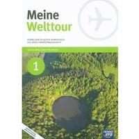 Książki do nauki języka, J. Niemiecki 1 Meine Welttour Podr NE (opr. miękka)
