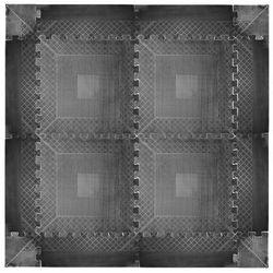 Mata pod sprzęt amortyzująca 0,6cm inSPORTline puzzle