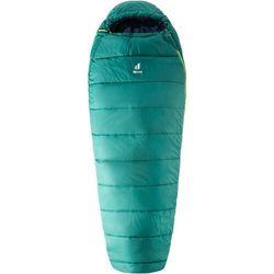 deuter Starlight Pro Sleeping Bag Kids, zielony Left Zipper 2021 Śpiwory Przy złożeniu zamówienia do godziny 16 ( od Pon. do Pt., wszystkie metody płatności z wyjątkiem przelewu bankowego), wysyłka odbędzie się tego samego dnia.