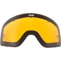 Kaski i gogle, gogle snowboardowe TSG - replacement lens goggle amp yellow (504) rozmiar: OS