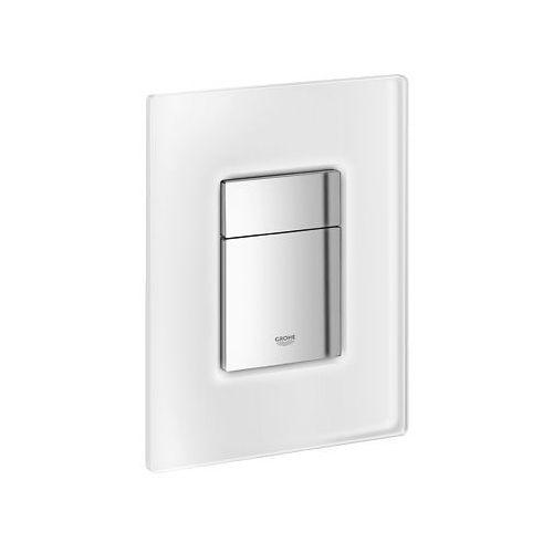 Grohe przycisk uruchamiający, chrom/biały skate cosmopolitan 38845mf0