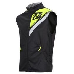 KENNY KAMIZELKA ENDURO BLACK/NEON YELLOW