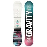 Pozostałe snowboard, snowboard GRAVITY - Fairy Multi (MULTI) rozmiar: 135
