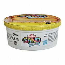 Piasek kinetyczny Play-Doh Sand brokatowy pomarańczowy 170 g Hasbro
