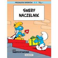 Komiksy, Smerf Naczelnik Smerfy Komiks Tom 2 - Peyo (opr. broszurowa)