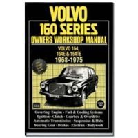 Biblioteka motoryzacji, Volvo 160 Series Owners Workshop Manual 1968-1975