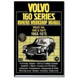 Volvo 160 Series Owners Workshop Manual 1968-1975
