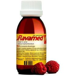 Flavamed syrop 15 mg/5 ml 100 ml