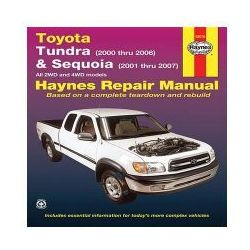 Toyota Tundra & Sequoia (01 - 07) (USA)