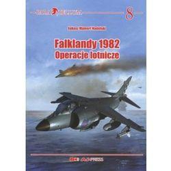 FALKLANDY 1982. OPERACJE LOTNICZE Łukasz Mamert Nadolski
