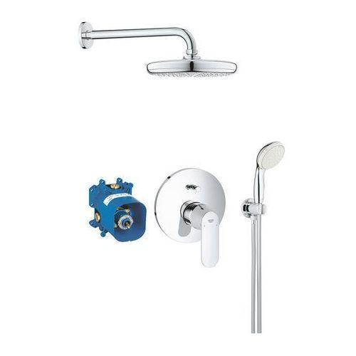 podtynkowy zestaw prysznicowy eurosmart cosmopolitan 25183001 marki Grohe