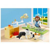 Klocki dla dzieci, Playmobil WALIZKA Walizka - weterynarz 5653