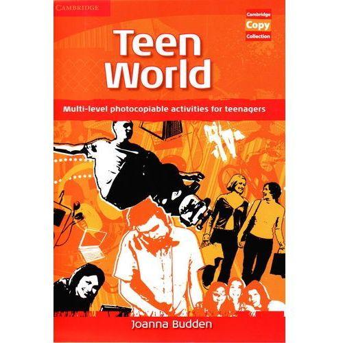 Książki do nauki języka, Teen World (opr. miękka)