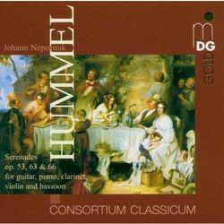 J.N. Hummel - Chamber Music:Serenades O