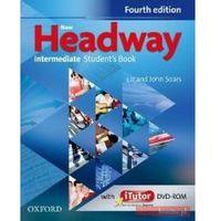 Książki do nauki języka, Headway 4E NEW Intermediate SB Pack (iTutor DVD) - Liz and John Soars (opr. broszurowa)