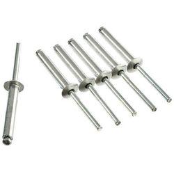 Nity aluminiowe 4.8x28 mm 43E509 /50szt./ GRUPA TOPEX