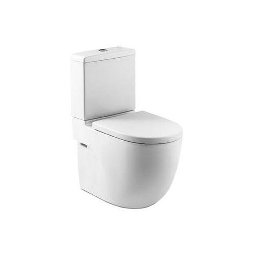 ROCA MERIDIAN-N COMPACTO Miska WC do kompaktu o/podwójny A342248000 (8414329791488)