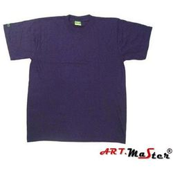 SAHARA T-shirt bawełniany MIX KOLORÓW art master M Czerwony
