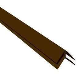 Listwa boazeryjna kątowa VOX B1 zewnętrzna 2,7 m jasny brąz
