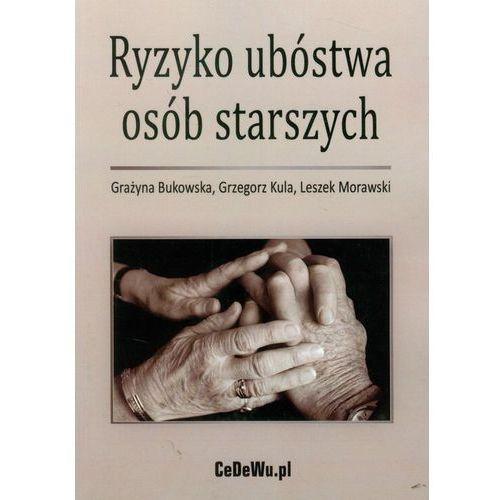 Biblioteka biznesu, Ryzyko ubóstwa osób starszych (opr. miękka)