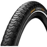 """Opony i dętki do roweru, Opona CONTINENTAL Contact Plus czarny / Rozmiar koła: 26"""" / Szerokość: 1,75"""