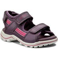 Sandały dziecięce, Sandały ECCO - Urban Safari Kids 73214259345 Grape/Grape