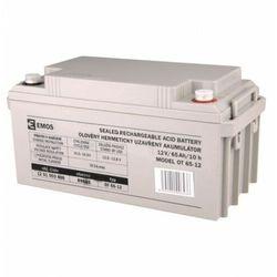 Akumulator ołowiowy AGM 12V 65Ah M8 B9685