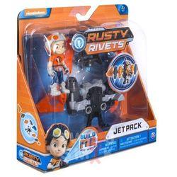 Figurka Rafcio Śrubka Zestaw do budowania, Jetpack