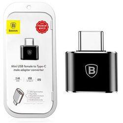 Baseus adapter przejściówka USB na USB-C typ c OTG