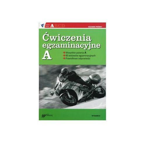Biblioteka motoryzacji, Ćwiczenia egzaminacyjne A (opr. broszurowa)