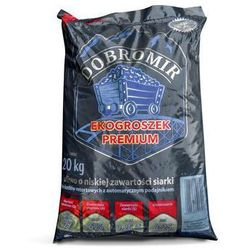 Ekogroszek DOBROMIR 27 MJ 20 kg BARTER COAL