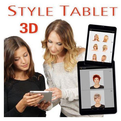 Pozostałe na ślub i wesele, STYLE TABLET 3D - pakiet dodatkowych fryzur - Ślubne 30