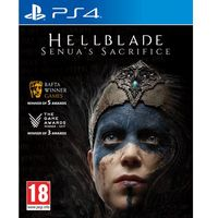 Gry PS4, Hellblade Senua's Sacrifice (PS4)