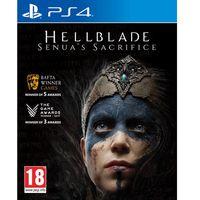 Gry na PS4, Hellblade Senua's Sacrifice (PS4)