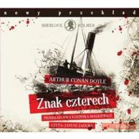 Audiobooki, Znak Czterech. Sherlock Holmes. Książka Audio Cd Mp3