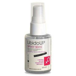 Spray LibidoUp ----- Potęgujący Doznania i Orgazm ----- 50ml
