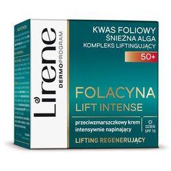 Krem intens. napinający LIRENE Folacyna 50+ n/dzień - 10E07353-01-01- natychmiastowa wysyłka, ponad 4000 punktów odbioru!