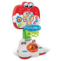 Pozostałe zabawki, Clementoni Koszykówka interaktywna 60600 (60600 CLEMENTONI)