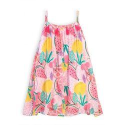 Kolorowa sukienka dla niemowlaka 6K40BW Oferta ważna tylko do 2031-07-22