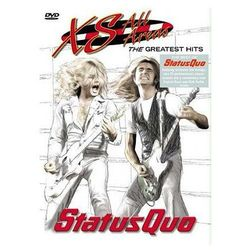 Xs All Areas - The Greatest Hits (DVD) - Status Quo DARMOWA DOSTAWA KIOSK RUCHU