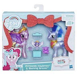 My Little Pony Księżniczka Cadance błyszcząca zbroja