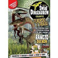 Książki dla dzieci, Świat Dinozaurów 40 Celofyz (opr. broszurowa)