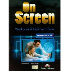 On Screen Inter.WB+Grammar Book