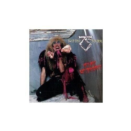 Pozostała muzyka rozrywkowa, STAY HUNGRY - Twisted Sister (Płyta CD)